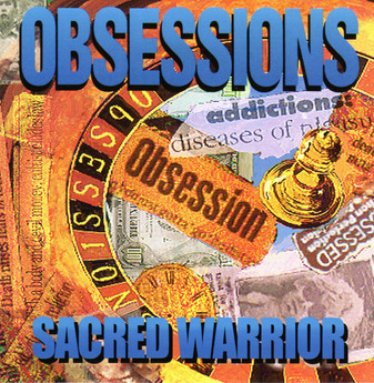 SACRED WARRIOR - Obsessions (Limited Run Vinyl)