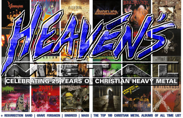 Heaven's Metal Top 100 Christian Metal Albums Of All Time