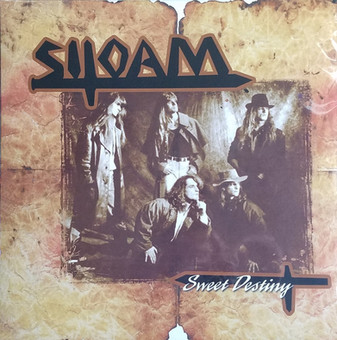 SILOAM - Sweet Destiny (Limited Run Vinyl/Gold Disc Edition)