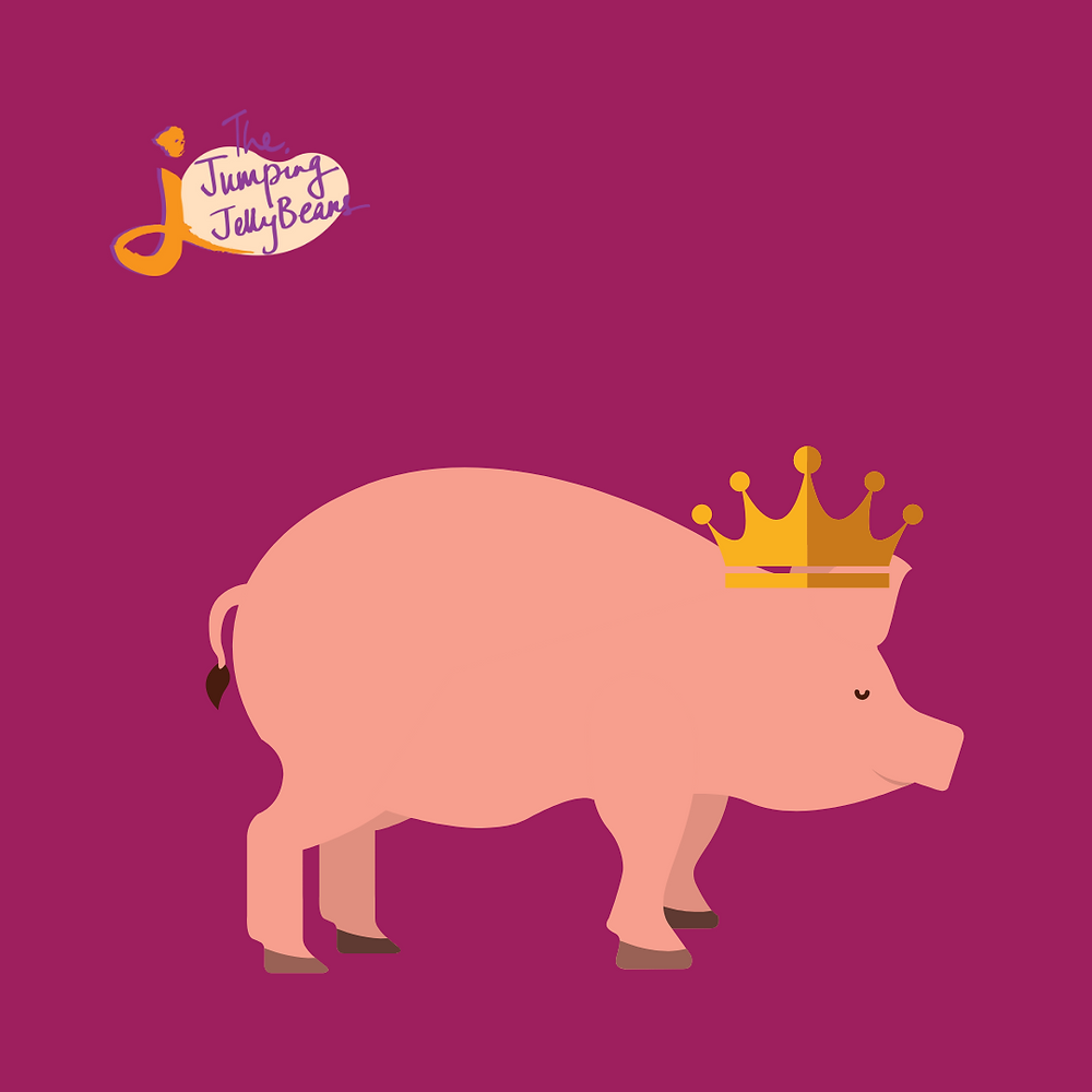 Chapter 3 The Pig who wanted to be King and other stories