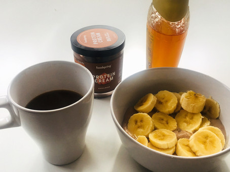 Desayuno de Porridge Ingles Estilo Angela @angeluxx811