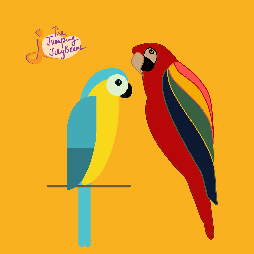 Chapter 5 The Two Parrots and other stories