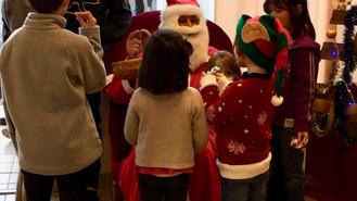 Marché de Noël, Samedi 18 décembre