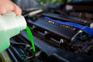 coolant flush, brake fluid change, alameda