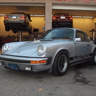 Alameda Porsche Repair Shop