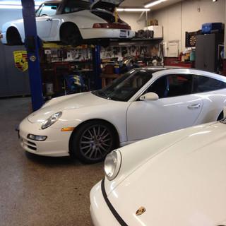 Alameda Porsche Repairs