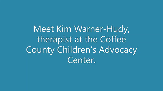 Kim supports children on their journey for healing