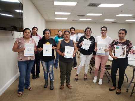 Coffee County CAC holds first child abuse prevention training for Hispanic community
