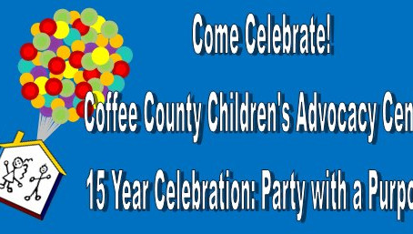 15 Year Celebration!  Party with a Purpose!