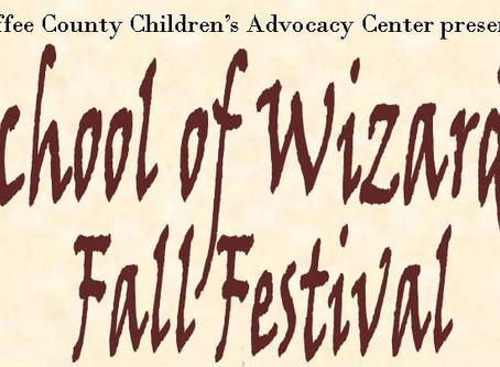 School of Wizardry Fall Festival 2018