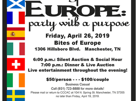 A taste of Europe in Coffee County
