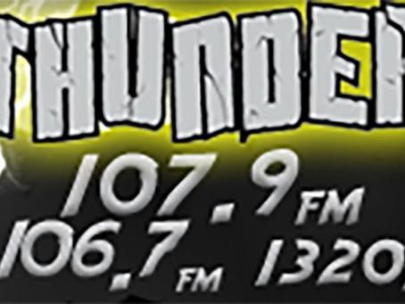 Thunder Radio Hosts Radiothon to Support CCCAC