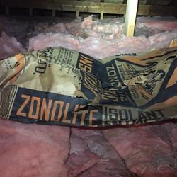 Sac de Vermiculite, marque Zonolite