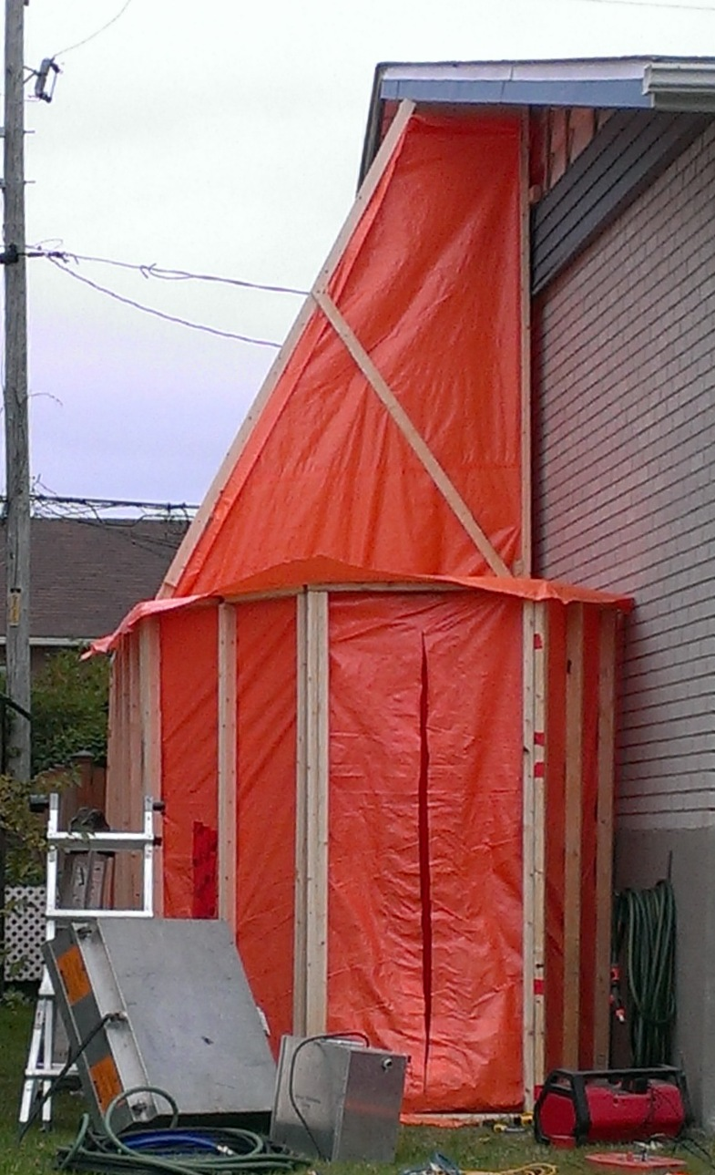 Installation extérieur