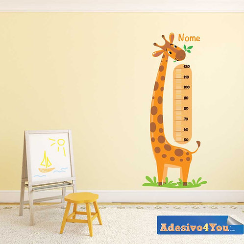 """Metro per bambini """"giraffa dal collo lungo"""""""