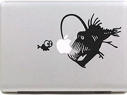 """Adesivo di """"Nemo"""" in vinile per Apple Mac Macbook"""