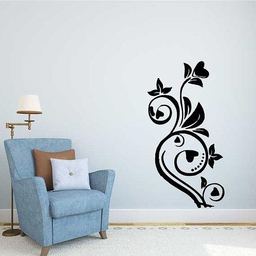 Adesivo Murale FIORE  Design Wall sticker.