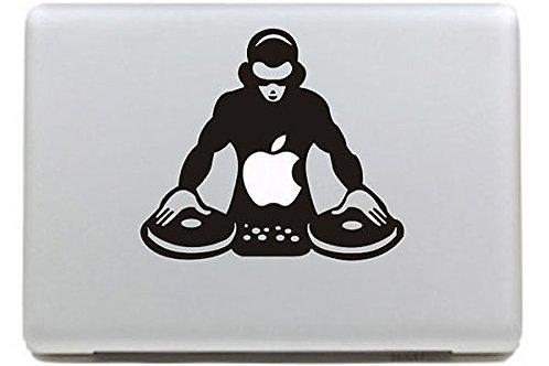 """Adesivo di """"Scratch"""" in vinile per Apple Mac Macbook"""