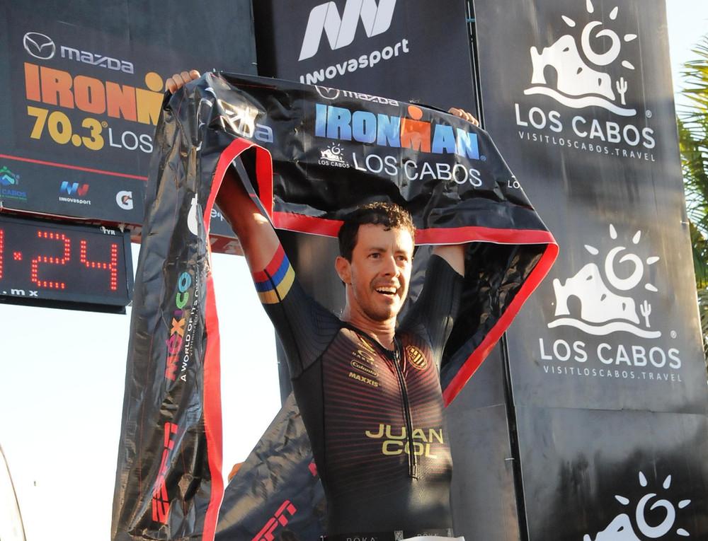 Ironman colombiano