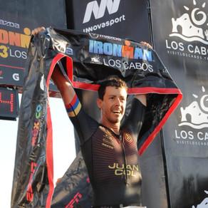 Juan Eugenio Valencia: mi primer Ironman