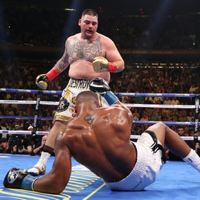 Andy Ruiz, Gladiador Azteca