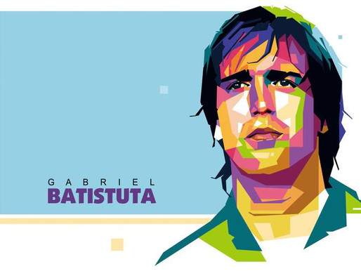 Batistuta: el killer de Argentina