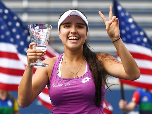 Maria Camila Osorio, legado Federer