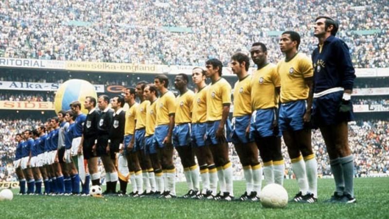 Brasil edición 1970. Crédito: Getty Images