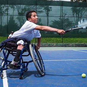 La semblanza de Juan Díaz, leyenda del tenis paralímpico