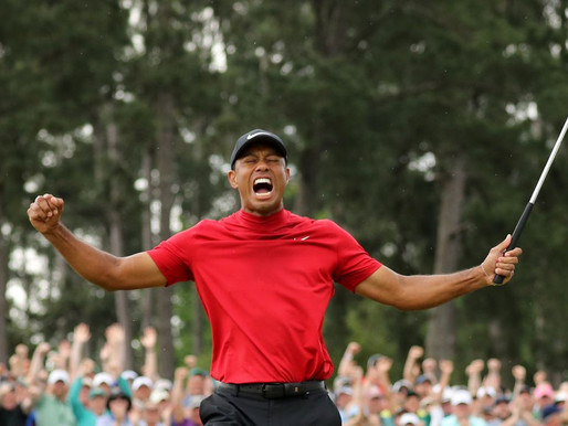 Tiger 'Seven' Woods