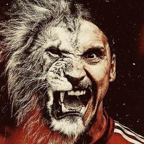 Zlatan, el indomable
