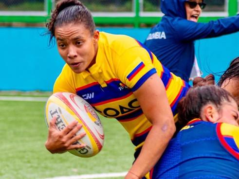 Misi Arzuaga, rugby de altura