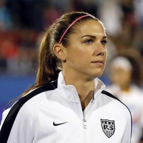 Alex Morgan, team USA