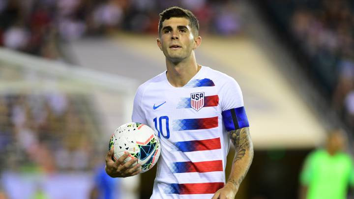 Jugador más joven en la historia de Estados Unidos en jugar un partido de eliminatoria: a los 17 años y 193 días