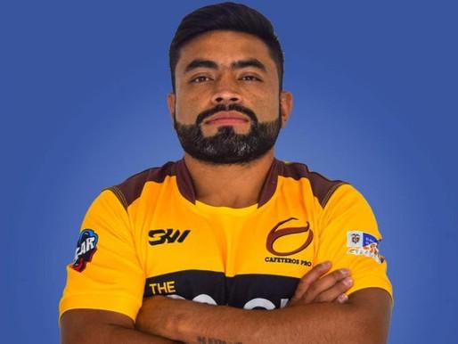 Oscar Forero, Veracruz de oro