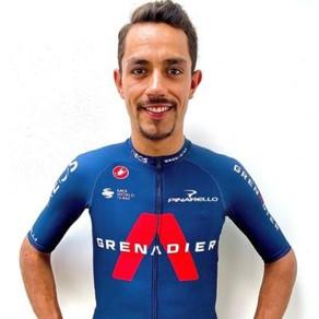 Daniel Martínez: destino sobre dos ruedas