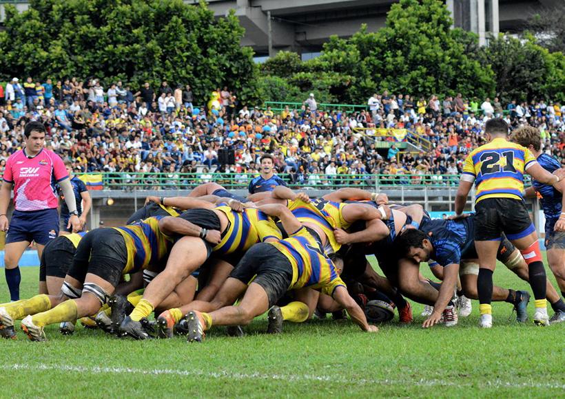Los Tucanes - Selección Colombia de Rugby