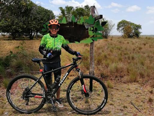 El Ángel del ciclismo