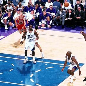 Michael Jordan: 'The Shot'