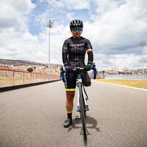 Carolina Munevar, ciclismo sin límites