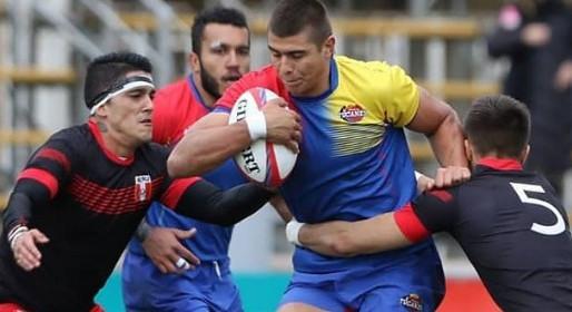 Diver Ceballos: constructor y jugador de rugby
