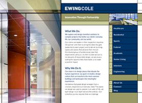 EwingCole Website