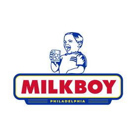 MilkBoy Logo