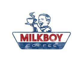 MilkBoy Coffee Logo