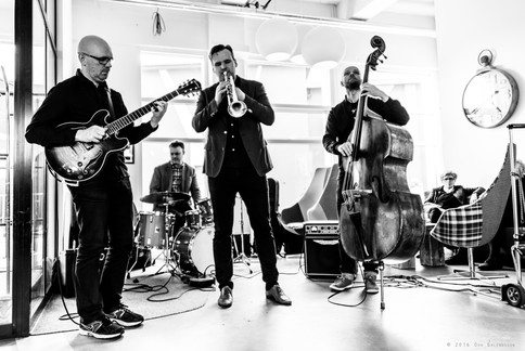 Don Lockwood Band @Slippbarinn