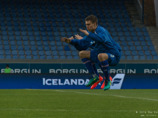 U21's Iceland vs. Ukraine