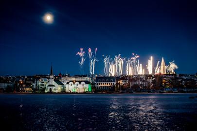 Rvk fireworks