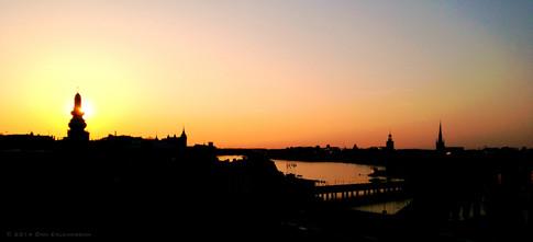 Flickr - Stockholm sunset