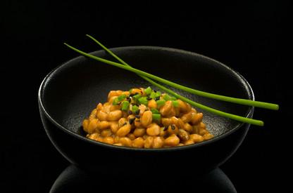 Bowl of Nattō