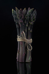 Christina Groth-Biswas - Purple Asparagus